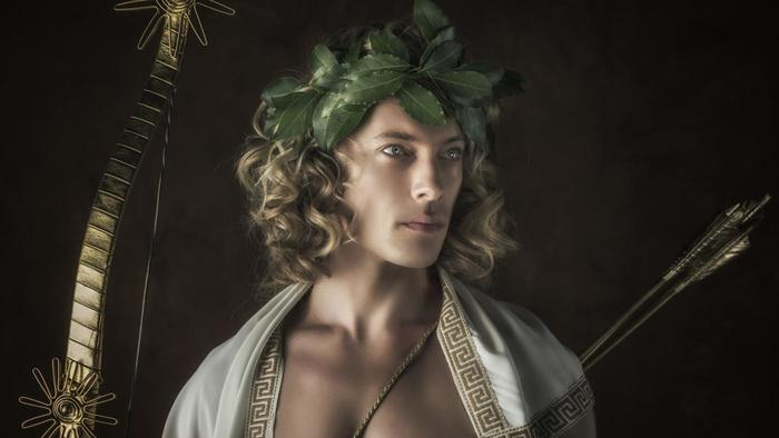 a history and role of apollo a greek deity Apollo (ancient greek: ἀπόλλων) is the son of zeus and leto his twin sister is  artemis he was the god of the arts, music, healing, purification, prophecy,.